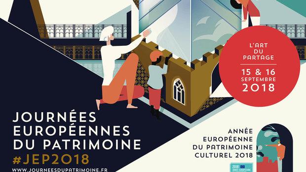 جشن های روز میراث فرهنگی در اروپا برگزار شد