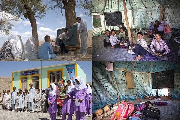 ۱۱مدرسه پیش ساخته در سال گذشته توسط یک خیر ژاپنی به استان اهدا شد