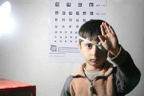 غربالگری بینایی ۲۱ هزار و ۹۶۳ کودک در هرمزگان