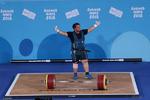 İranlı genç halterci dünya şampiyonu oldu