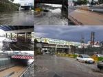 فلم/بین الحرمین میں شدید بارش