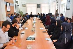 جلسه ویژه هفته کتاب در اداره کل کتابخانه های عمومی فارس تشکیل شد