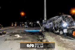 یونان میں ٹرک حادثے میں 11 افراد ہلاک