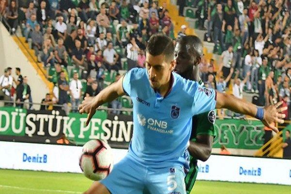 Trabzonspor Hosseini ile maç kaybetmiyor