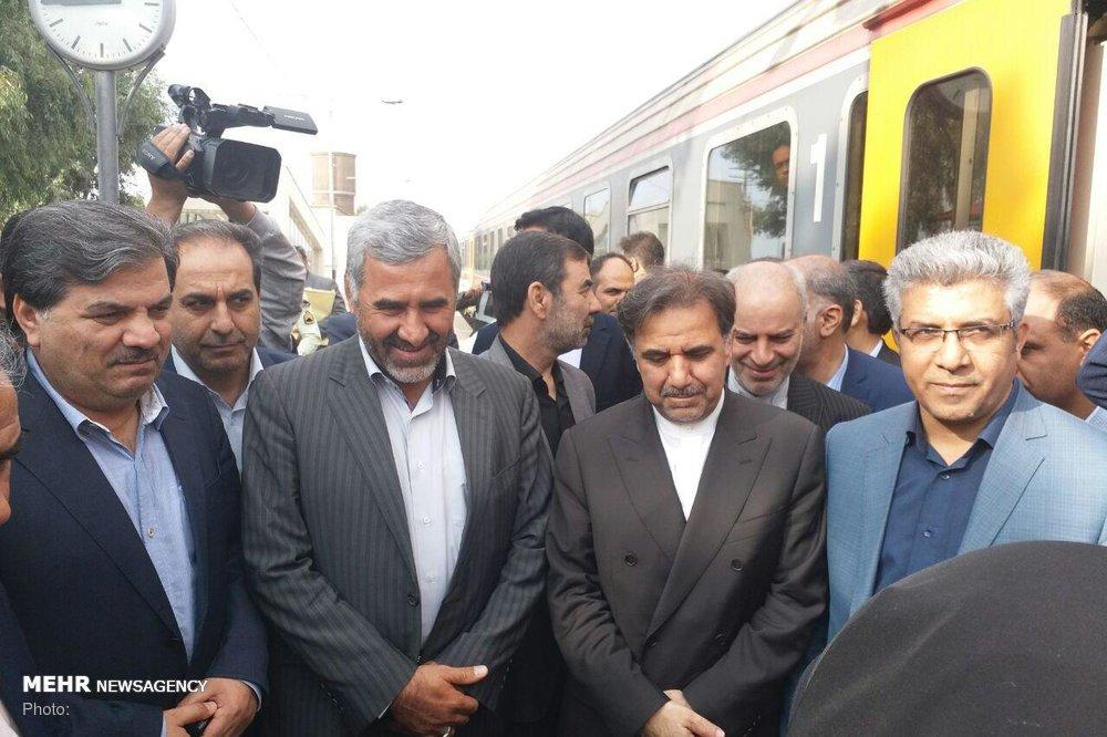 وزیر راه وارد استان سمنان شد/ مقصد گرمسار و ایوانکی – خبرگزاری مهر | اخبار ایران و جهان
