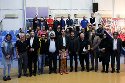 از نفرات برتر مسابقات رنکینگ انفرادی بولینگ استان تهران تقدیر شد