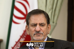 جهانگیری: ترامپ فکر نکند عربستان میتواند جانشین نفت ایران شود!