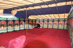 ظرفیت اسکان ۲۰۰۰ زائر در موکب سامرا