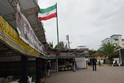 استقرار ایستگاههای استقبال از زائران پیاده در۹ محور ورودی مشهد