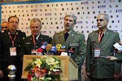Tahran'da 4. Asya-Pasifik Askeri Tıp Toplantısı gerçekleşti