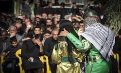 ۱۲۰ بازیگر نمایش های آیینی در راه کربلا/زائران نایب الزیاره شهدا