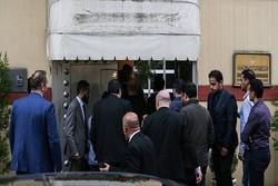 Ortak çalışma grubundaki Suudi yetkililer başkonsoloslukta