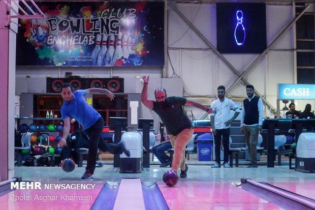 فصل سوم رنکینگ مسابقات بولینگ