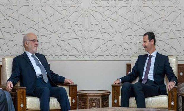 Esad: Suriye ile Irak ilişkileri tüm alanlarda geliştirilmeli