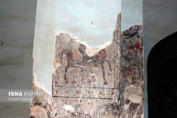 Frescos of Saint George Church restored