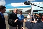 ترامپ تهدید به اعزام نیروی نظامی به مرز مکزیک کرد