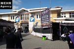 Kafkasyalı İmam Hüseyin aşıkları İran'a giriş yaptı