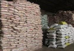 کشف ۸۶ تن برنج احتکار شده در تهران