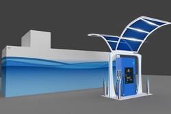 پمپ بنزین های هیدروژن مایع راه اندازی می شوند