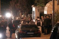 استنبول میں سعودی عرب کے قونصلخانہ کی تفتیش کا کام مکمل