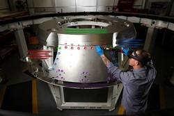 تولید فضاپیمای جدید ناسا با هولولنز واقعیت مجازی مایکروسافت