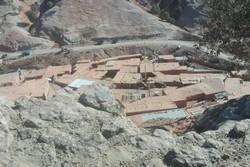 روستایی زیر باران سنگ و صخره/ جان اهالی «رجبعلی» در خطر است