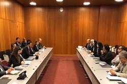 Iran, Iraq parliamentary delegations meet in Geneva