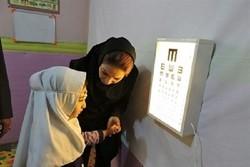 طرح سنجش بینایی کودکان ۳ تا ۶ سال در استان قزوین آغاز شد