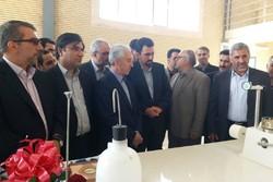 آزمایشگاه ژئوتکنیک پردیس دانشگاه گرمسار افتتاح شد