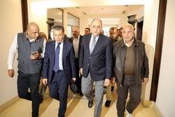 Mısırlı bir güvenlik heyeti Gazze'ye gitti
