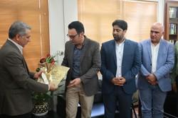 رئیس دانشگاه فرهنگ و هنر فارس معرفی شد