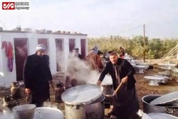 صاحب موكب عراقي: نحب قطر لأنها صديقة ايران/ أرسلوا سلامي للامام الرضا (ع)