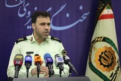 Iran's police spokesman General Saeid Montazer-al-Mahdi
