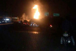 دلایل انفجار مرگبار در مجموعه انقلاب مشخص شد/ فعلا مقصر دو «گاز» هستند!