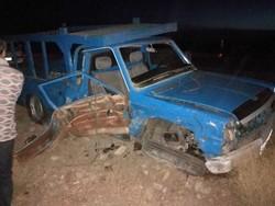 یک کشته در تصادف جاده مرند - جلفا