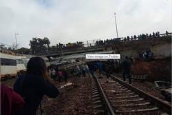 مراکش میں ٹرین پٹری سے اترنے کے نتیجے میں 100 افراد ہلاک و زخمی