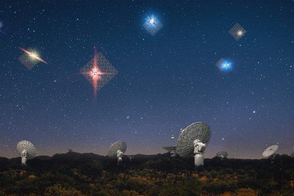 ۲۰ سیگنال اسرارآمیز از عمق فضا شناسایی شد