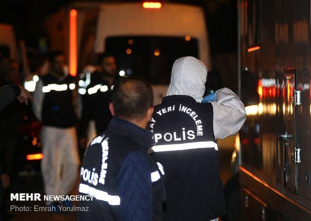 تفتیش کنسولگری سعودی در استانبول