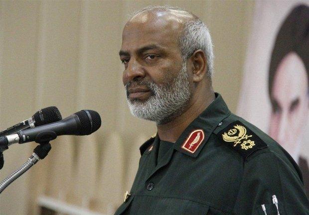 سپاه با تمام توان آماده خدمترسانی به زائران پاکستانی است