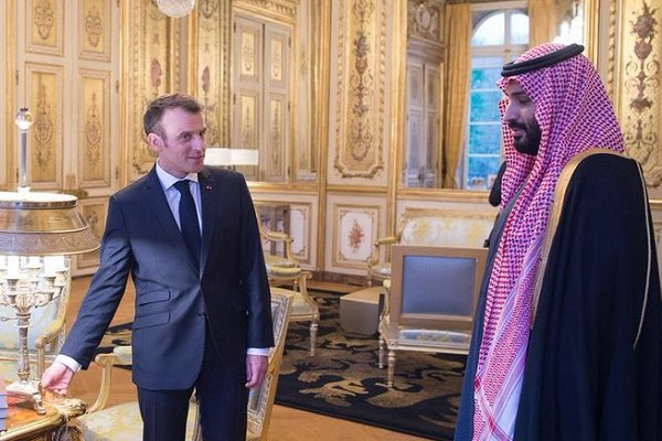 Terror business in Macron's style; Riyadh pretending to be fighting terrorism