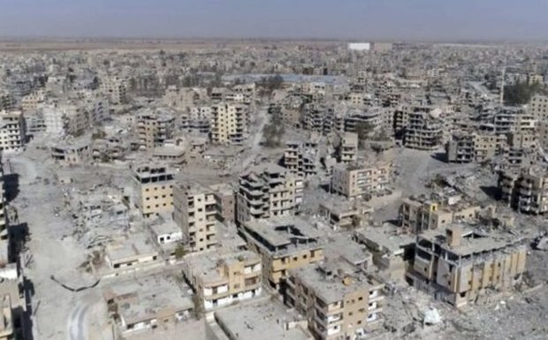 US-led coalition's rejection to admit killing civilians in Raqqa terrible