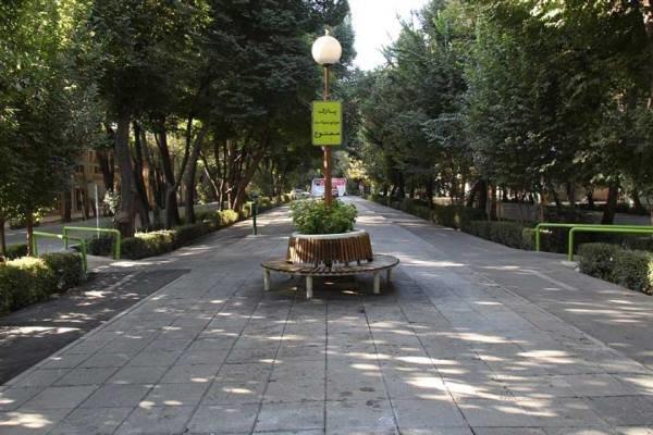 مبلمان شهری اصفهان قابل حمل می شود
