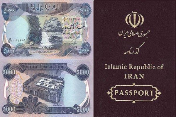 فعال سازی تدریجی ۵۱ نقطه مرزی و سه شهر عراق برای توزیع ارز اربعین