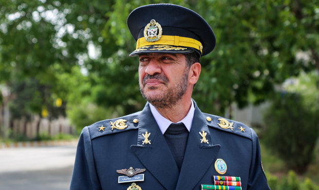 Iran able to fulfill air defense needs: top commander