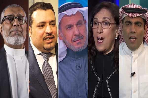 خمس شخصيات سعودية معارضة معَرَّضة لمصيرخاشقجي! فمن هم؟
