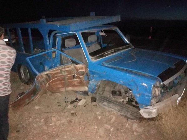 جاده مرگ بازهم حادثه آفرید؛ یک کشته در تصادف جاده مرند - جلفا