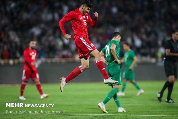 Iran vs Bolivia 2-1 match at Azadi Stadium