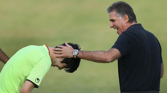 Queiroz's double standard policy over Team Melli players' retirement