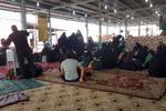 نیروهای شهرداری اندیمشک آماده خدمت به زوار حسینی (ع) هستند
