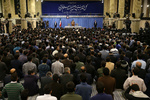 Meeting of Leader with Iranian elites